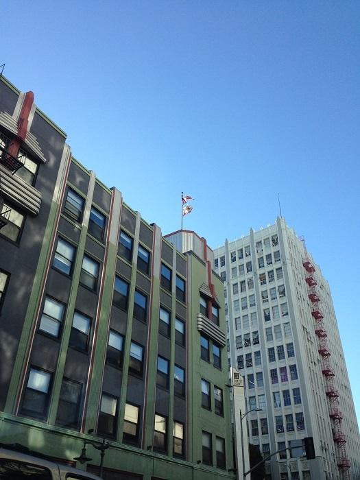 ロサンゼルスの素敵な建物