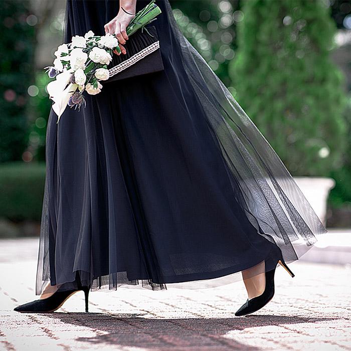 結婚式は黒留袖から洋装ドレスへ